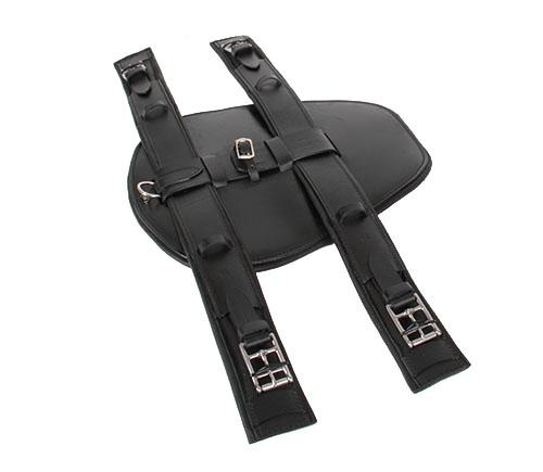 Stollenschutzplatte für H-Gurt